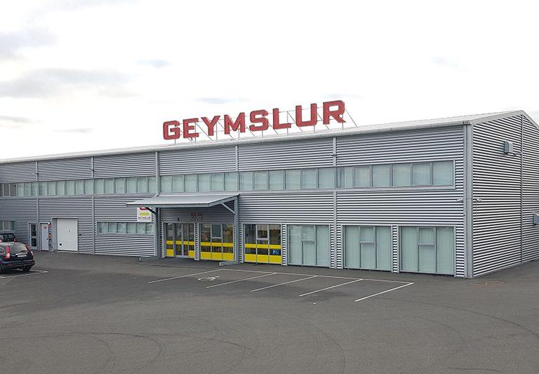 Geymslur.is geymsluhúsnæði að Tunguháls 8 Reykjavík